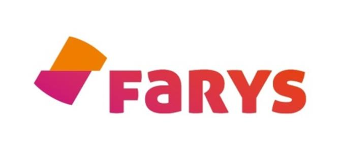 Logo Farys (grote weergave)