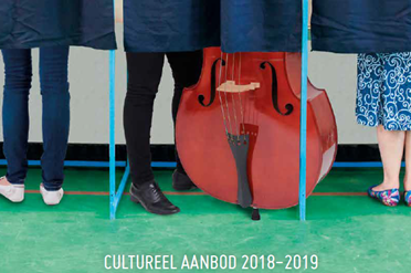 foto: Cultuuragenda 2018-2019