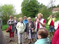 Gids Magda in actie (grote weergave)