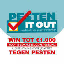 pesten check it out logo (grote weergave)